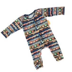 Retro babykleding jongen