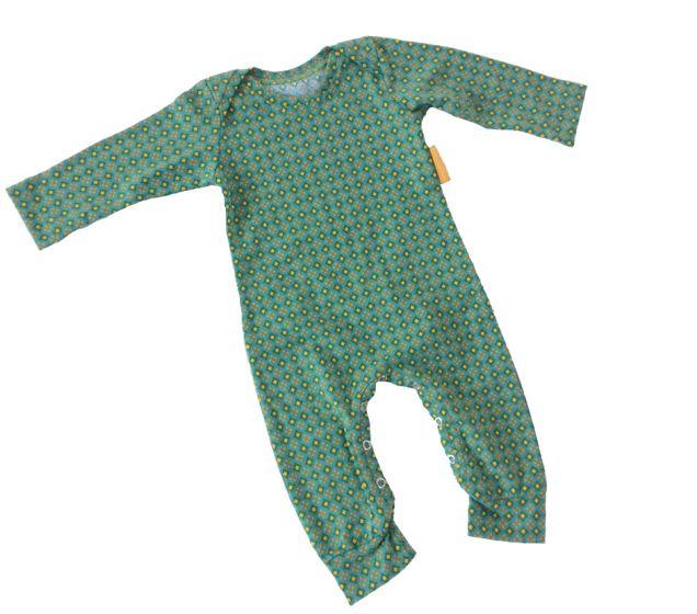 Babykleding Jongen Maat 74.Boxpak Groen Retro Jongen Maat 74 Maat 50 Jumpsuit Baby