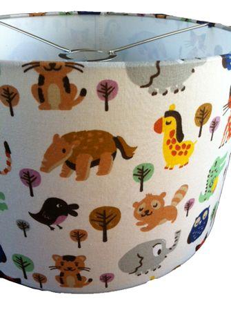 hanglamp babykamer dieren meisje jongen - retro baby shop, Deco ideeën