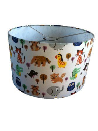 lamp dieren babykamer verlichting