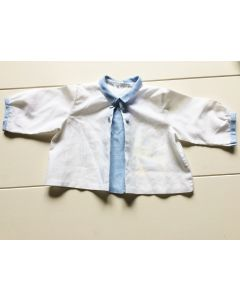 b74d660ad7eec3 vintage babykleding vestje mutsje baby - Retro Baby Shop