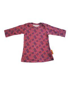 Jurk roze baby 0- 1 jaar