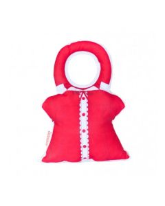 Rammelaar jurk rood