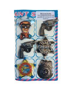 Speld Lone Ranger sheriff vintage look