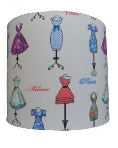 Wandlamp retro mode meisjeskamer