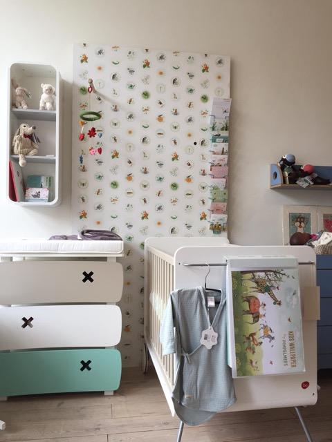 Behang voor kinderkamer behang meisjes kamer koop goedkope loten van - Kinderkamer grijs en roze ...